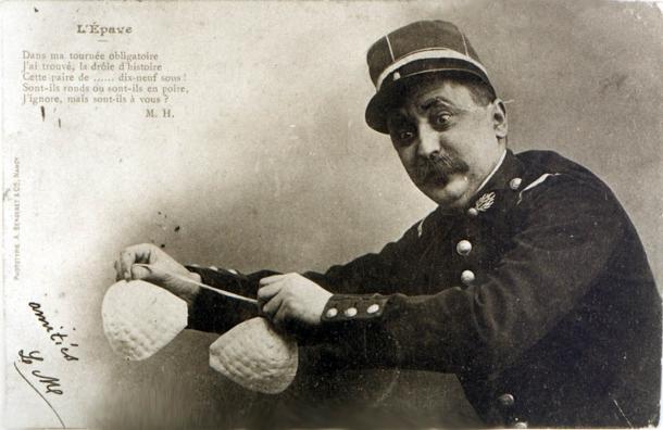Photo Au nom de la loi... une histoire de la gendarmerie.JPG